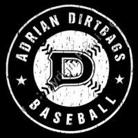 Dirtbags Circle Logo Black White Thumbnail